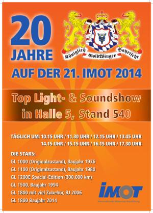 IMOT München 2014