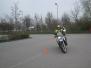Motorrad-Sicherheitstraining in Freising am 21.04.2013